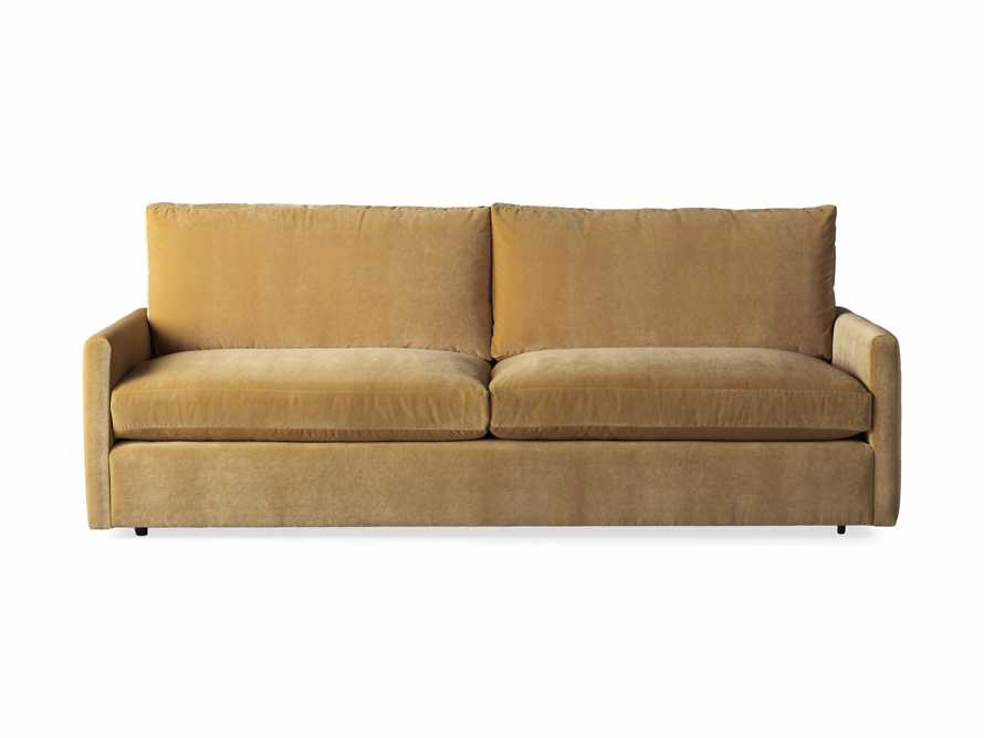 "Kipton Petite Upholstered 94"" Sofa, slide 8 of 9"