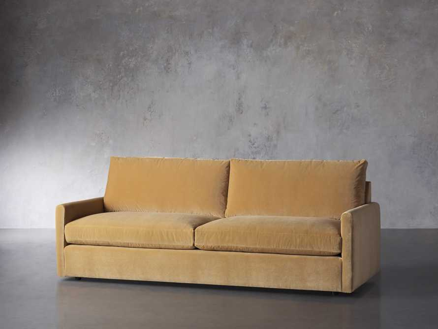 "Kipton Petite Upholstered 94"" Sofa, slide 4 of 9"