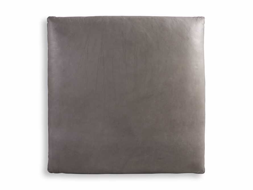 "Kipton Leather 44"" Ottoman, slide 6 of 6"