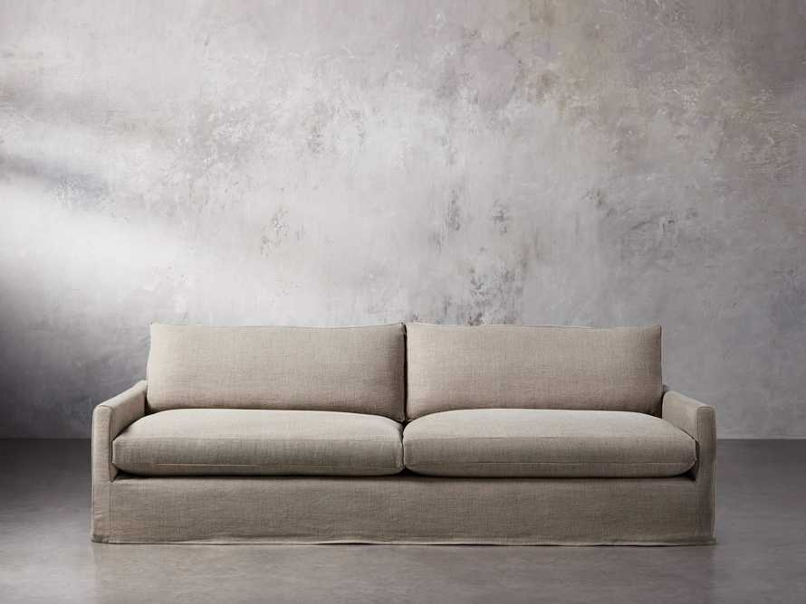 """Kipton Slipcovered 106"""" Sofa"""