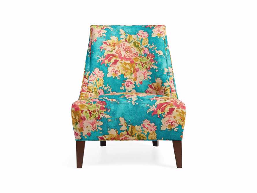 "Laris Upholstered 28"" Chair, slide 2 of 8"