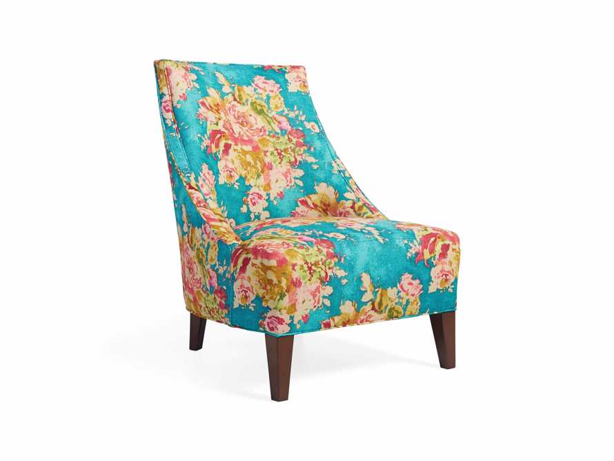 "Laris Upholstered 28"" Chair, slide 3 of 8"