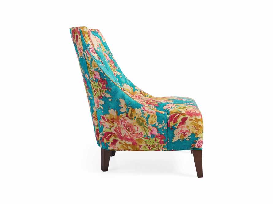 "Laris Upholstered 28"" Chair, slide 4 of 8"