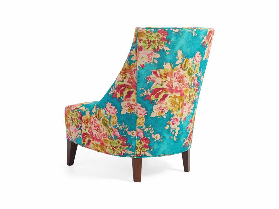 "Laris Upholstered 28"" Chair, slide 5 of 8"