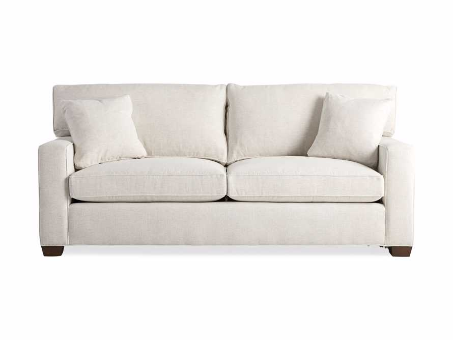 "Brentwood Square Upholstered 87"" Sofa, slide 7 of 8"