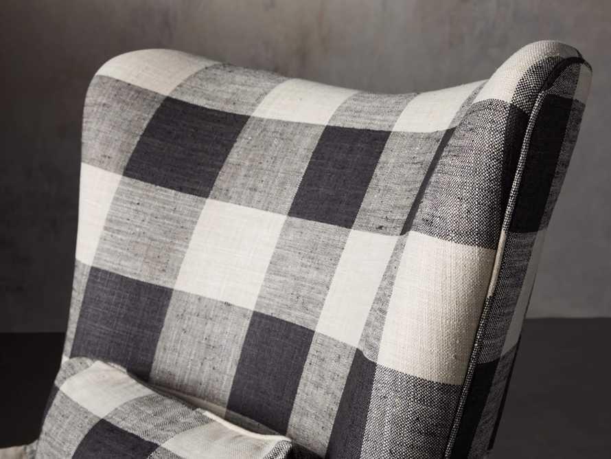 """Rio Upholstered 35"""" Chair, slide 6 of 12"""