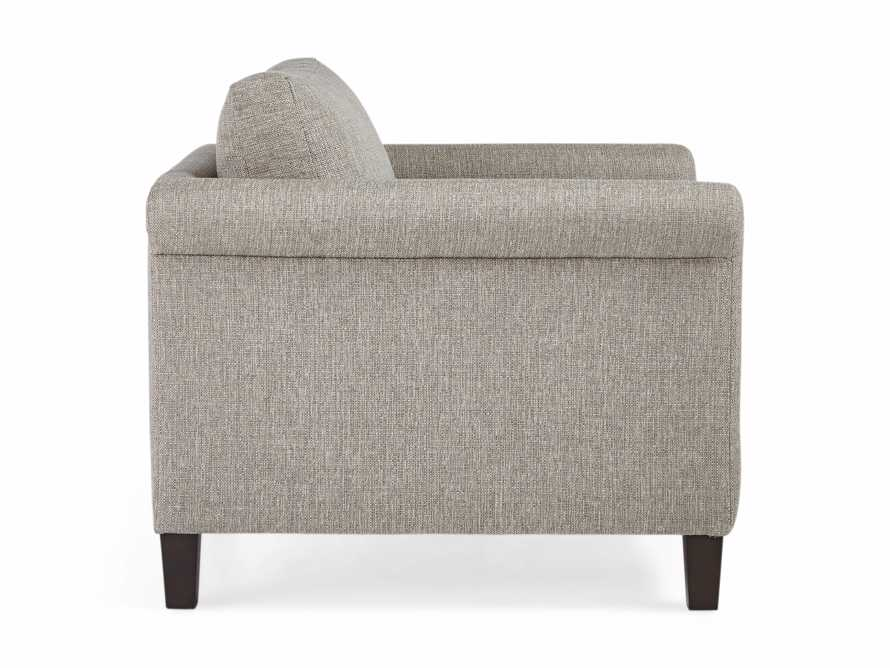 """Taylor Rolled Upholstered 42"""" Chair, slide 4 of 5"""