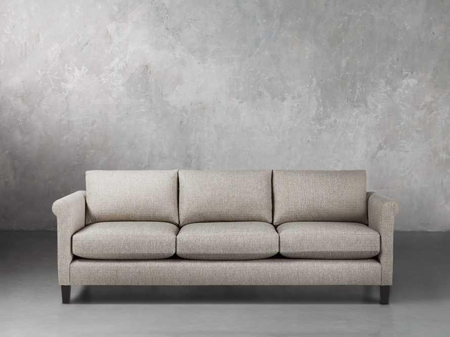 """Taylor Upholstered 92"""" Rolled Arm Sofa, slide 2 of 8"""