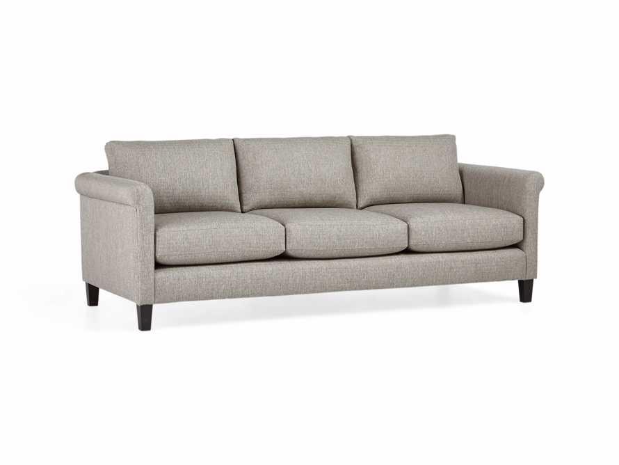 """Taylor Upholstered 92"""" Rolled Arm Sofa, slide 8 of 8"""