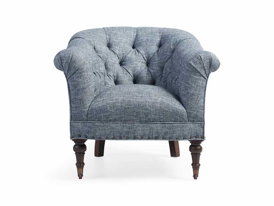 "Tangier Upholstered 33"" Chair, slide 2 of 8"
