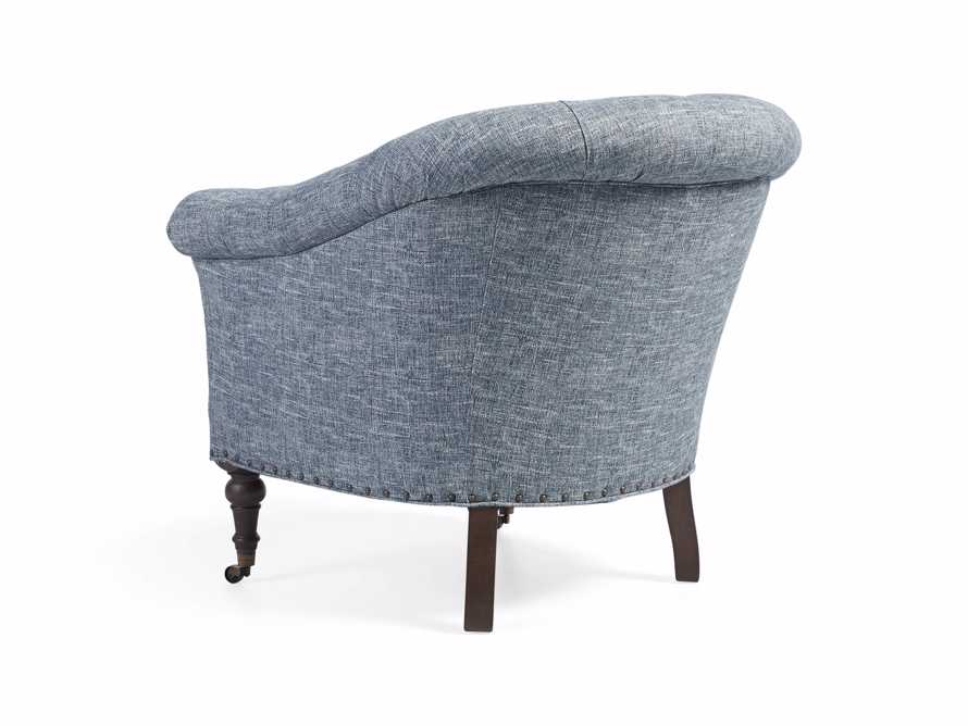 "Tangier Upholstered 33"" Chair, slide 5 of 8"