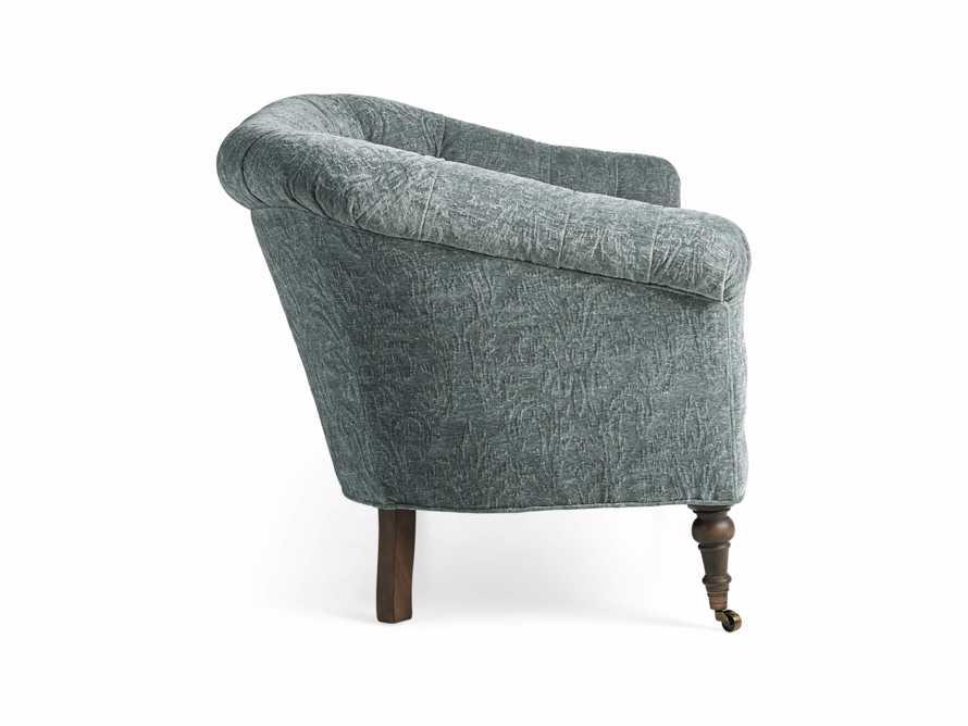 """Tangier Upholstered 65"""" Tufted Settee, slide 10 of 10"""
