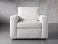 """Beale Upholstered 42"""" Chair"""