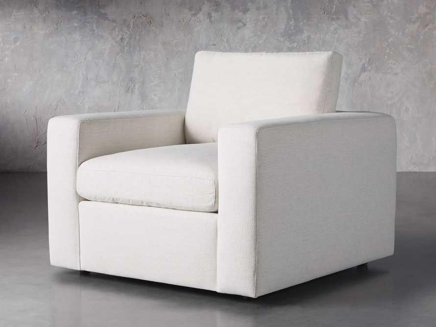 """Beale Upholstered 42"""" Chair, slide 3 of 8"""