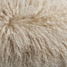 View Tibetan Longwool Pillow variation: SAND